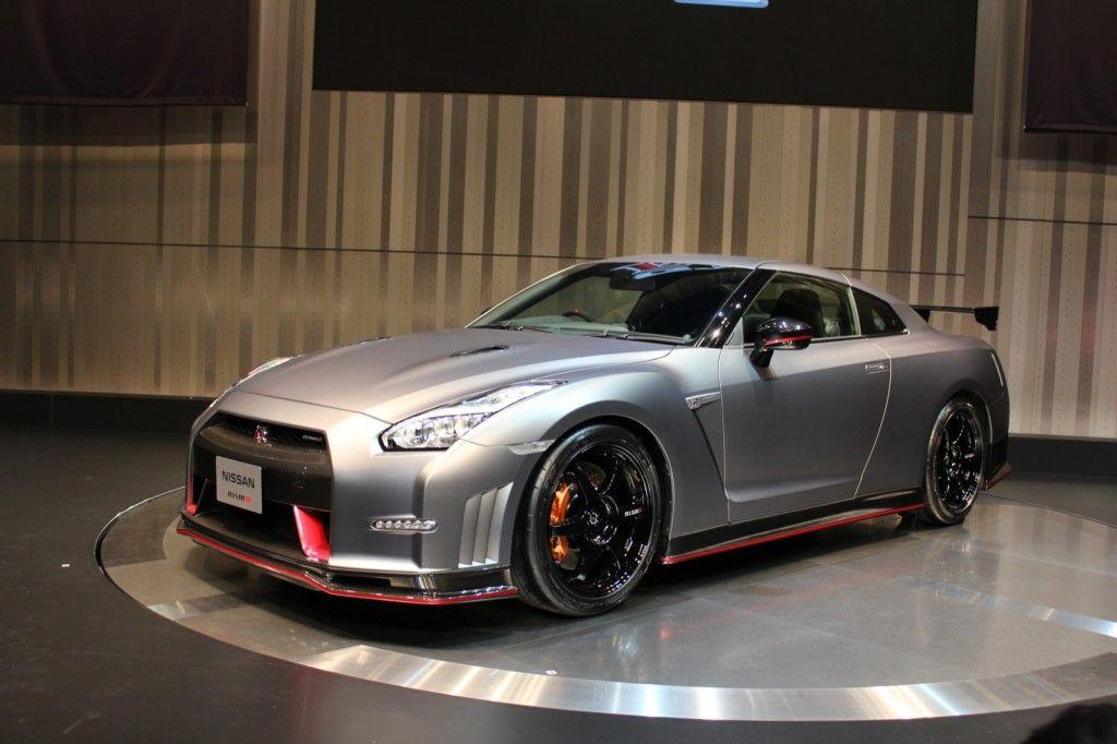 2015 Nissan GT R NISMO Garage Pinterest