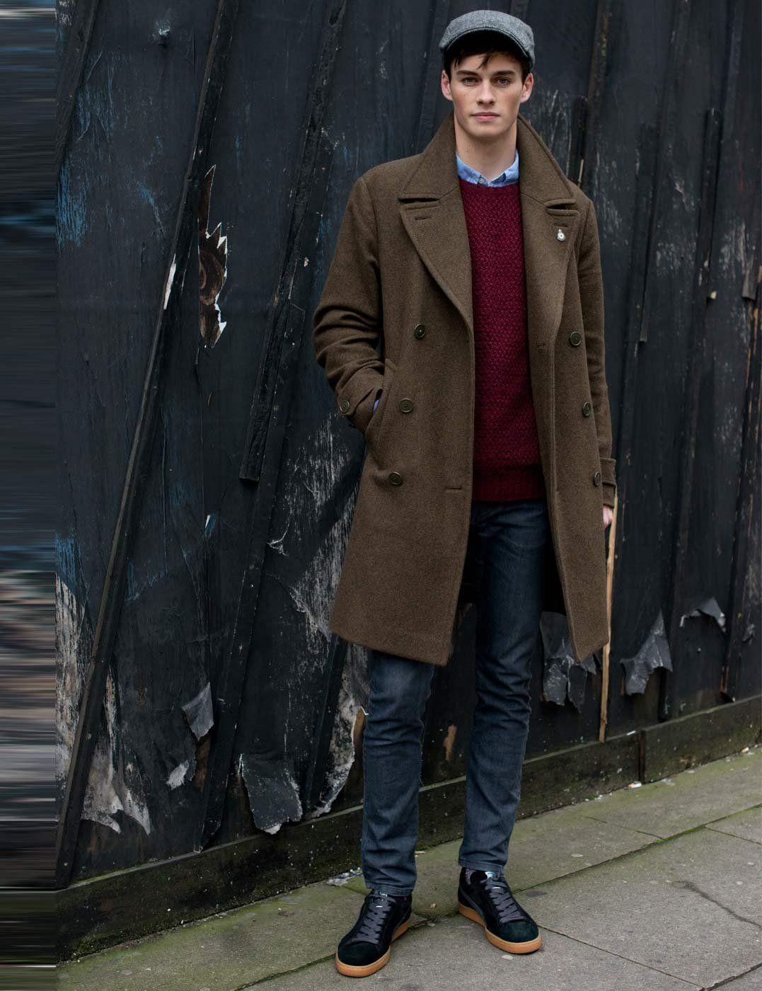 London Collections Men AW13 street style | Men's Fashion | Menswear | Moda Masculina | Ropa para Hombres | Estilo Urbano | Shop at designerclothingfans.com