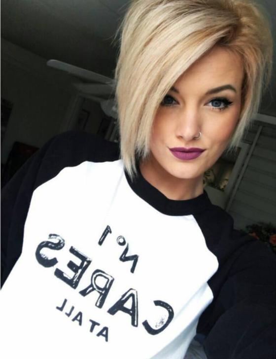 Diese Frisuren Sind Super Feminin Und Elegant Short Nail Art