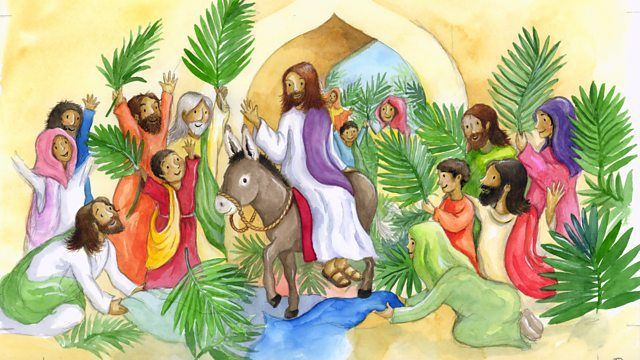 Free Palm Sunday Lesson | Revival Fire For Kids