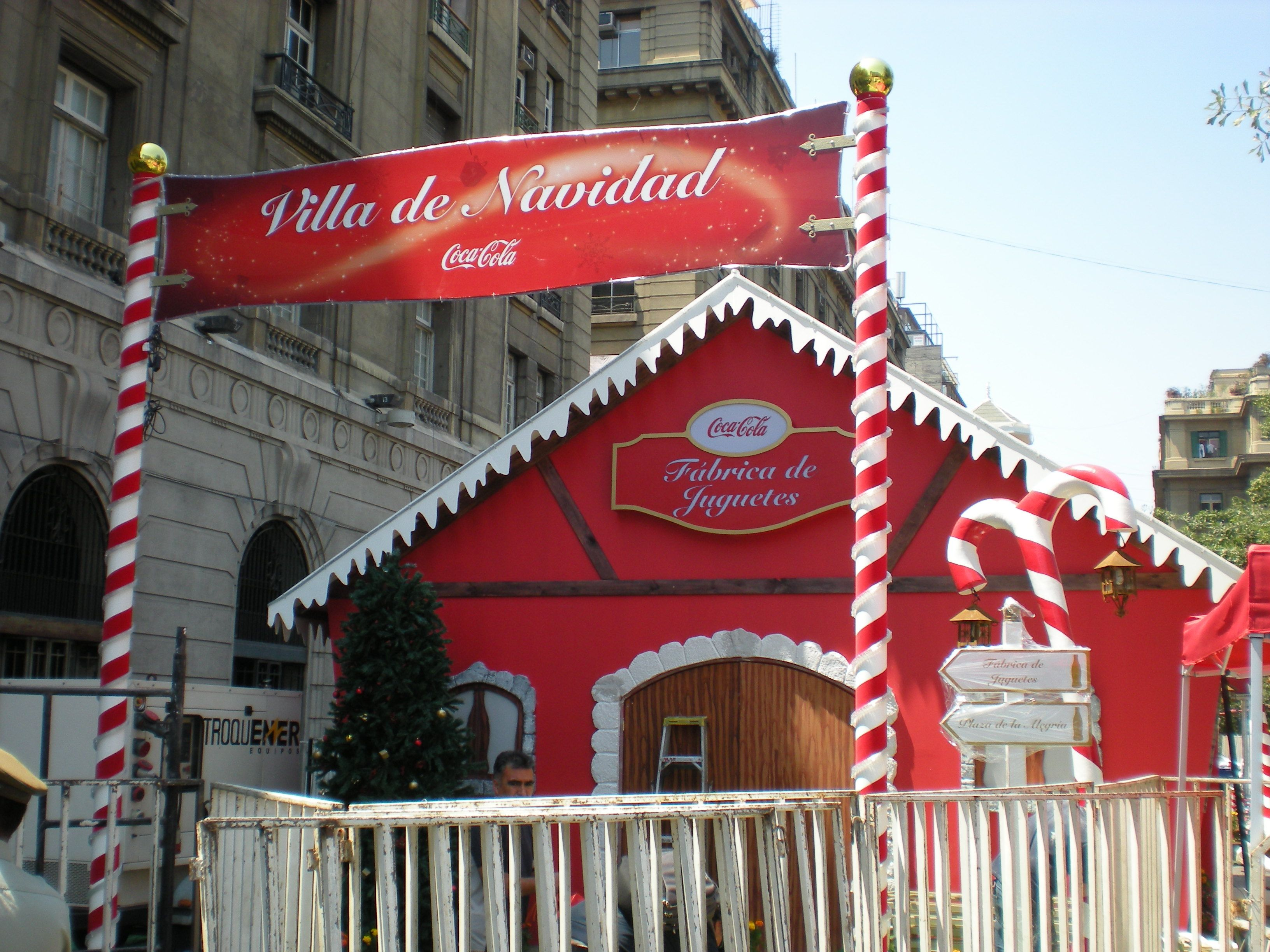 Building Santas Stage House  Google Search