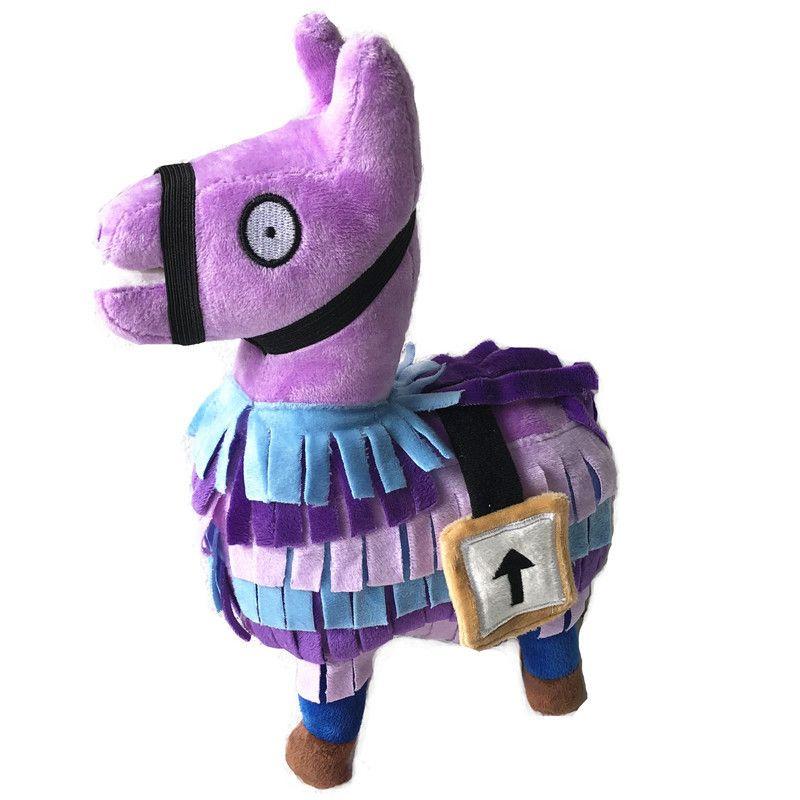 Fortnite Piñata Lama Peluche De 35cm