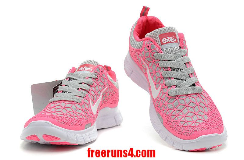 outlet store 19034 9c260 Buy Cheap Womens Nike Free 6.0 Think Pink Soft Grey White