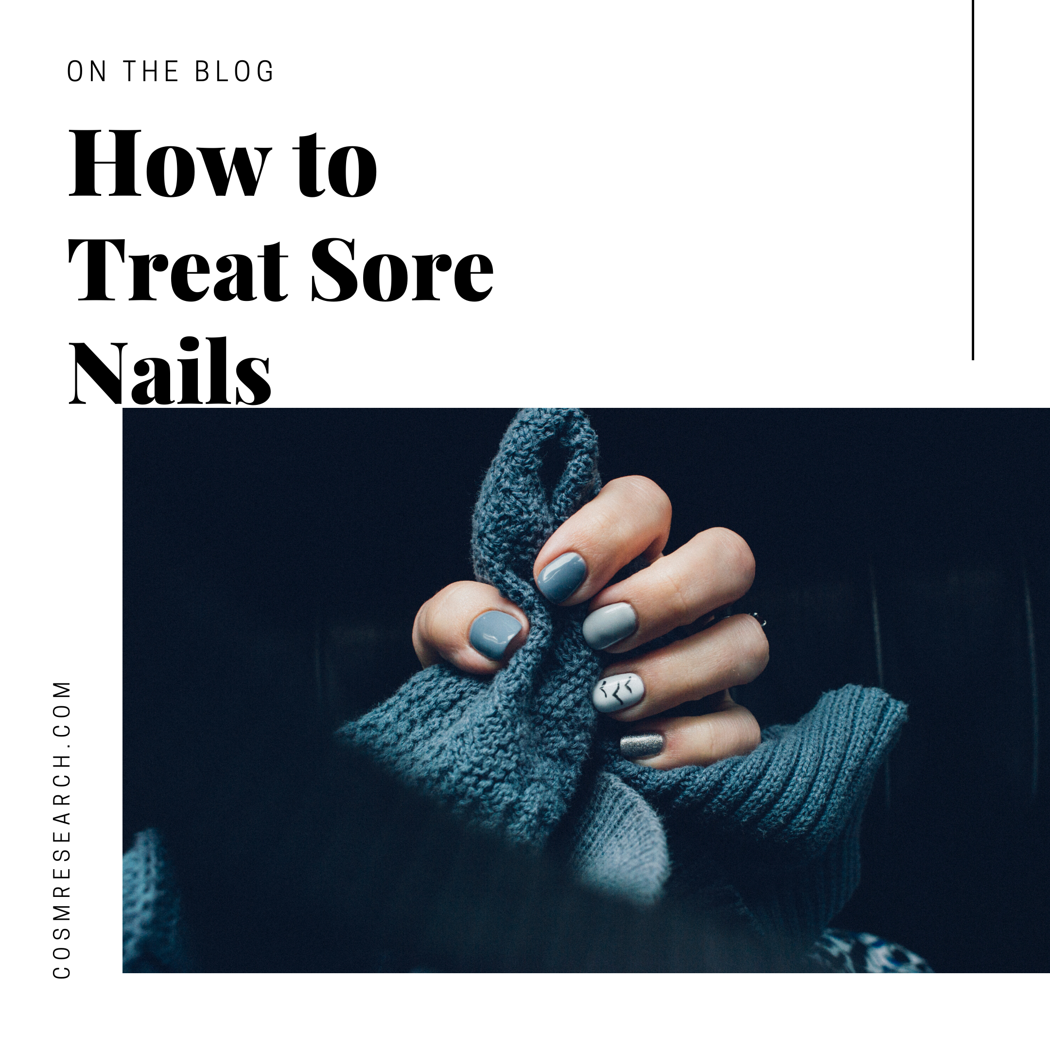#beautyroutine #beautyblogger #cosmresearch #nails