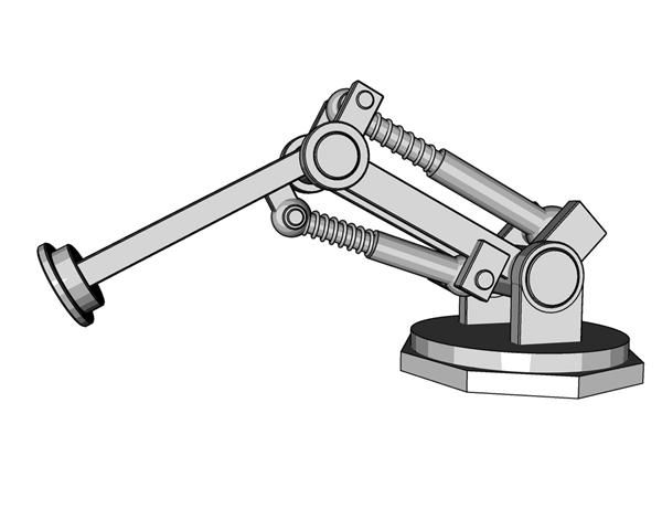 hydraulic arm - Google Search | mechanical joints | Robot ...