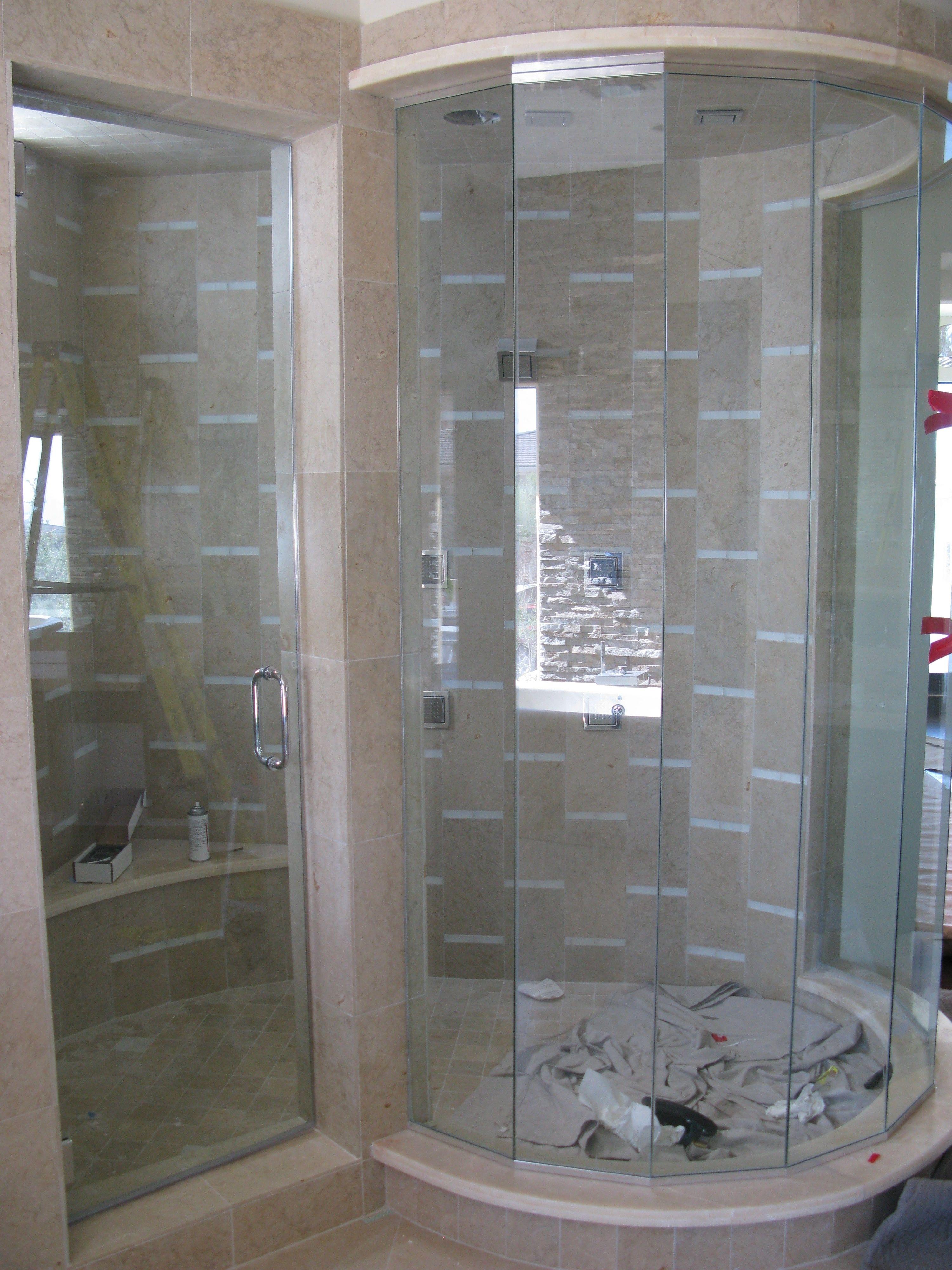 Custom Curved Glass Shower Doors Glass Shower Doors Shower Door
