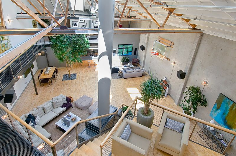 Coolest Loft Ever Seen