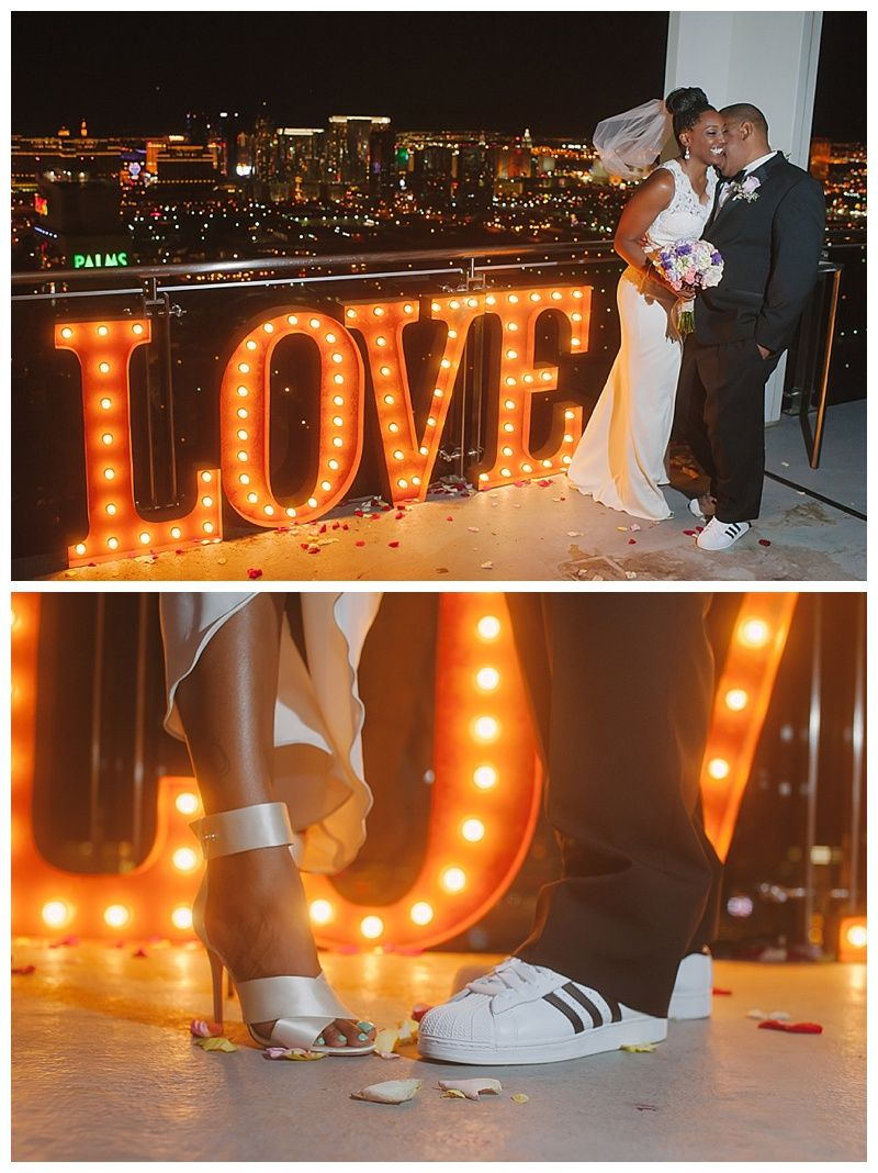Las Vegas Wedding Planner Palm Place Marquee Letters Surprise Birthday Balloon Decor