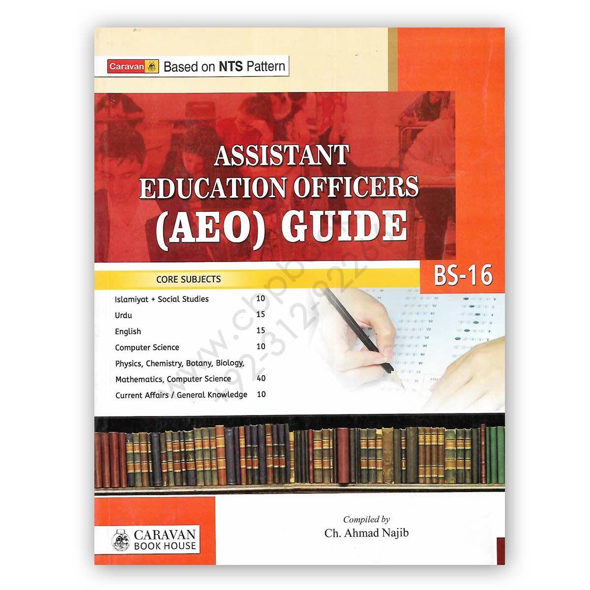 Nts Assistant Education Officers Aeo Guide Bs 16 Caravan Book Cbpbook Pakistan S Largest Online Book Store Education Online Bookstore Everyday Science
