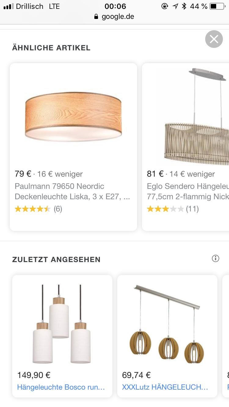 Pin Von Patricia Hzle Auf Lampen Paulmann Lampen Deckchen