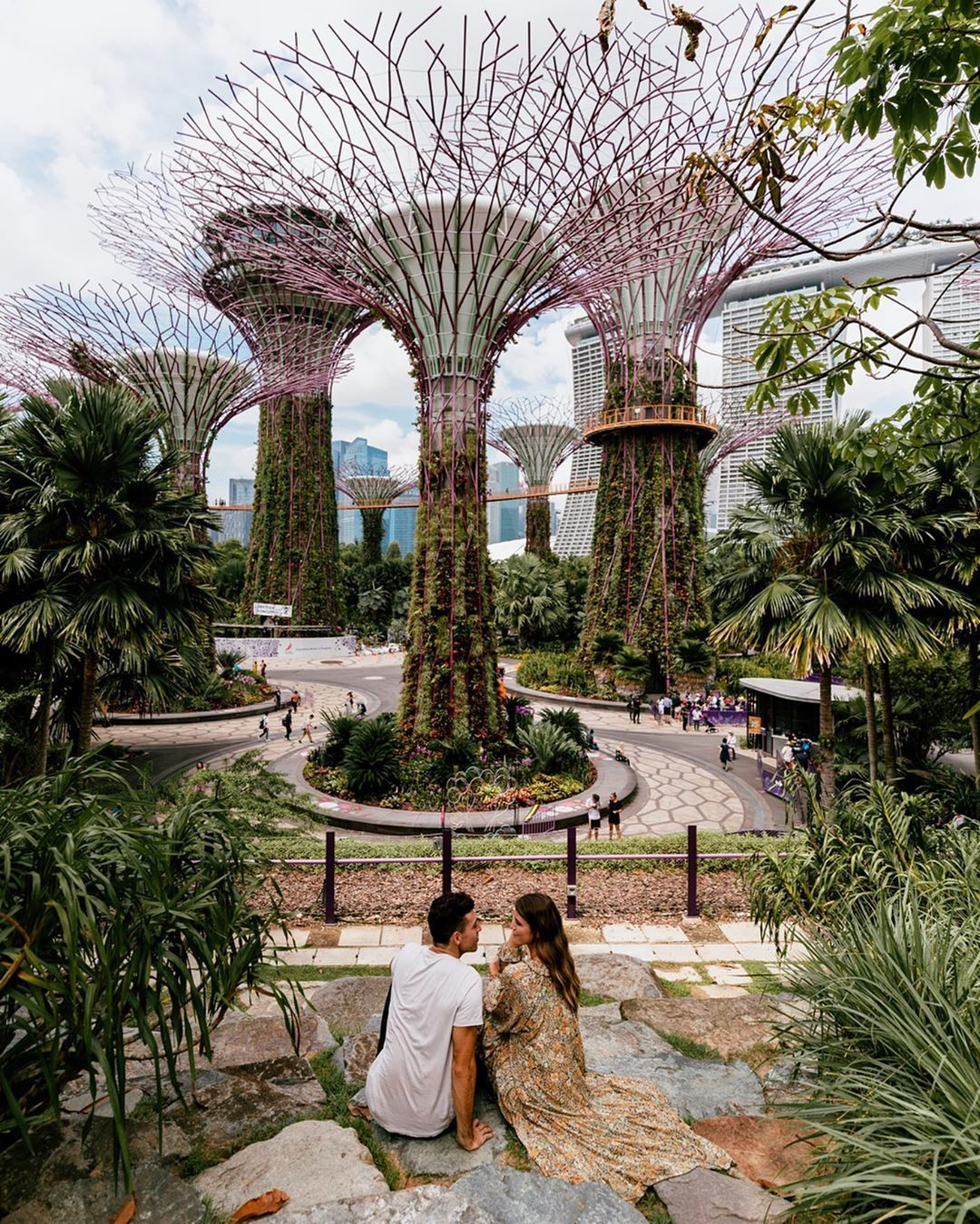 384492abf640829a27aa157b4bc50153 - Supertree Grove Gardens By The Bay Singapore