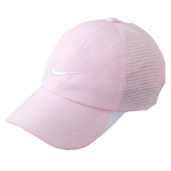 Amazon.com  Nike Golf Perf Cap Women s Liquid Pink White  Clothing ... d55975ec9cc