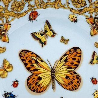 Rosenthal Butterfly pattern China by Versace Beautiful!
