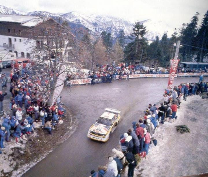audi quattro s1 col de turini rallye monte carlo 1980 1989 audi audi quattro audi sport. Black Bedroom Furniture Sets. Home Design Ideas