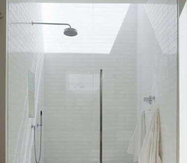 galets et receveur antidérapant dans douche à lu0027italienne - antiderapant salle de bain