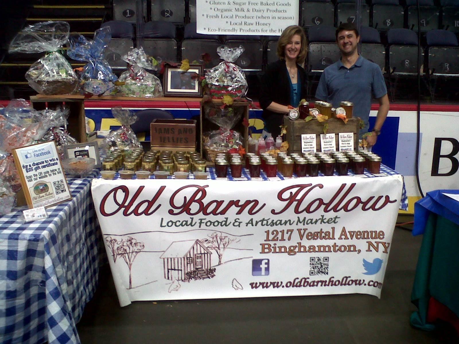 Vendor: Old Barn Hollow