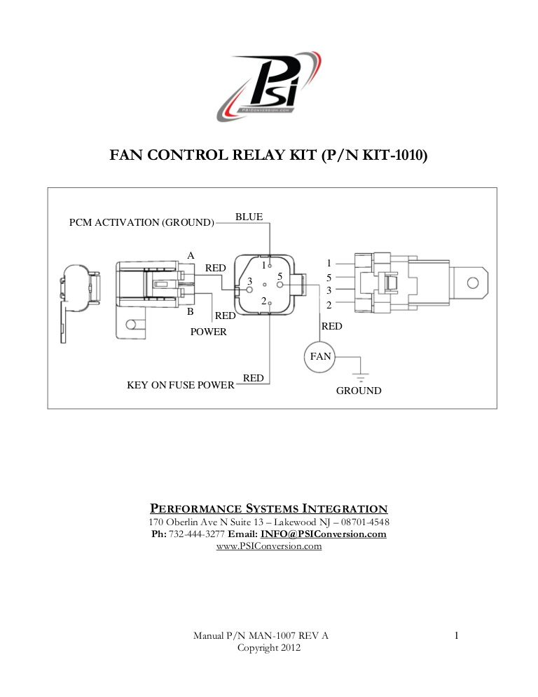 Fan control relay kit wiring harness wiring diagrams for cars fan control relay kit wiring harness cheapraybanclubmaster Images