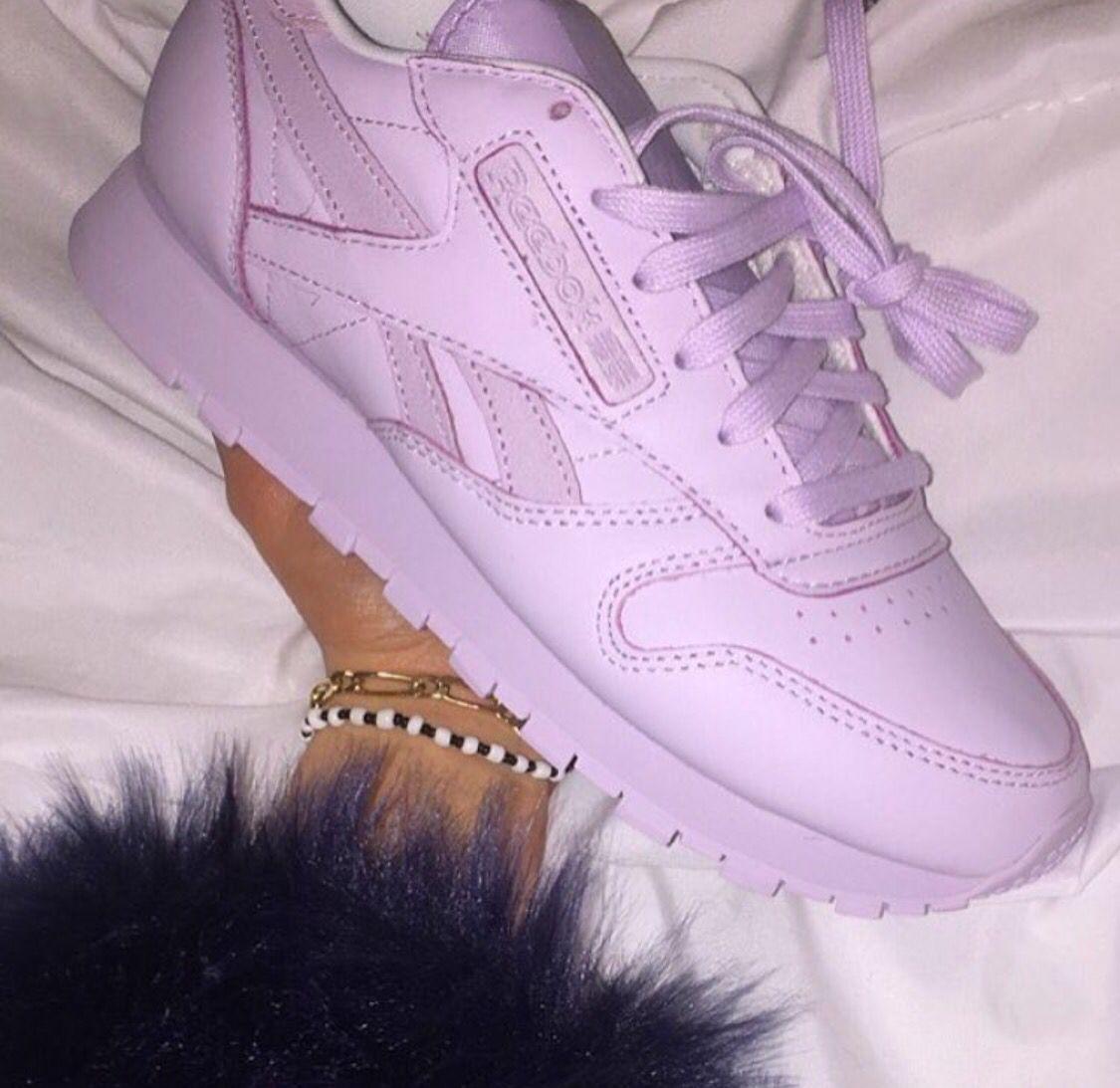 3a6ce7a93298 Lavender Rebook Shoes