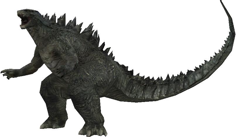 Godzilla 2014 Battle Pose Godzilla Godzilla 2014 Battle