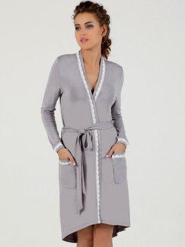 685e35709b859 Халат Nic Club | Женское в 2019 г. | Women lingerie, Lingerie и Dresses