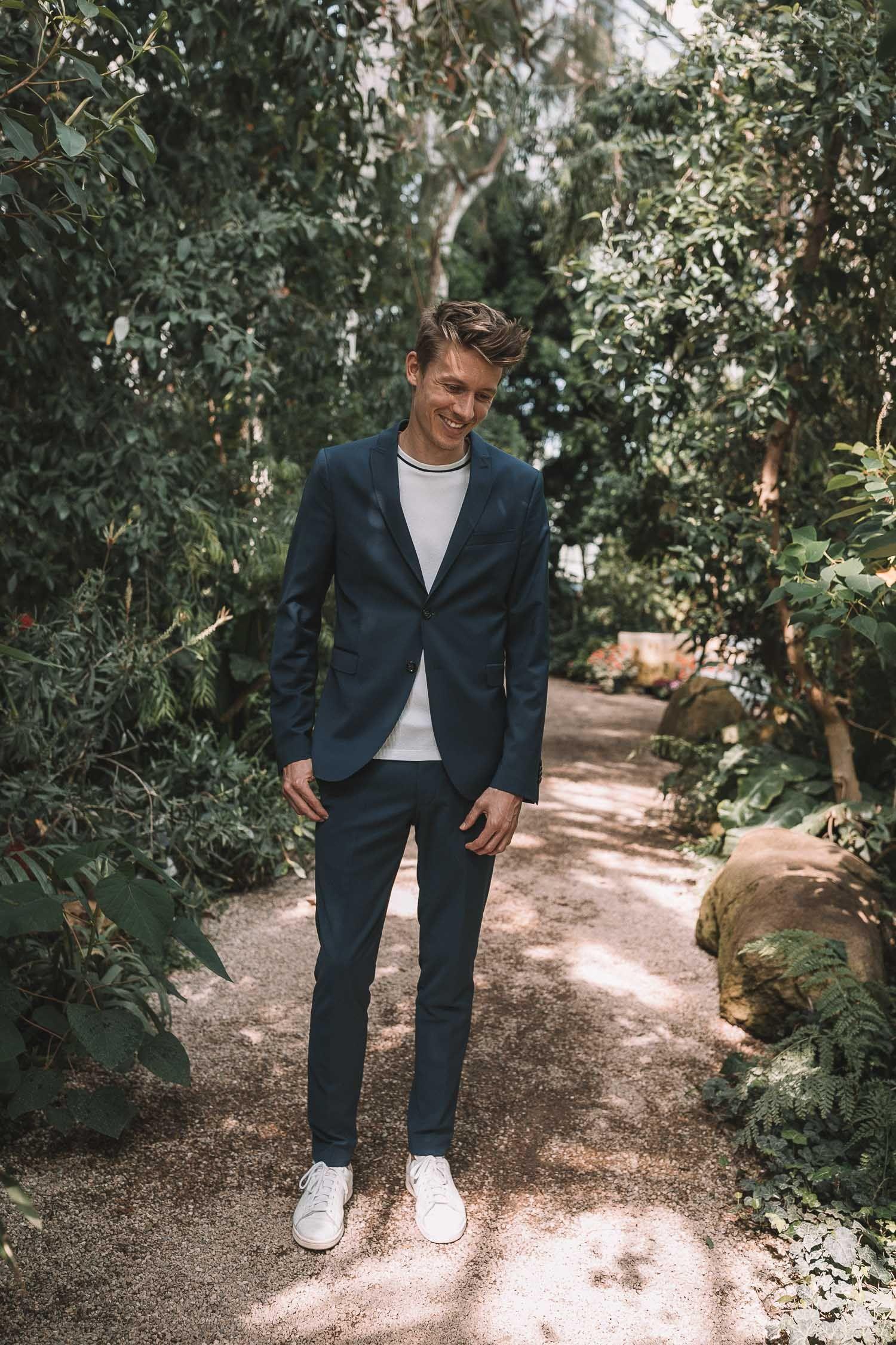 9c174ab7c3e31d Outfit-Ideen für eine Sommerparty | Männerlooks | Fashion und Style