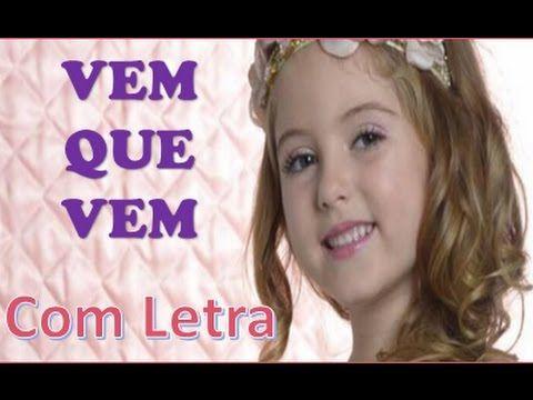 Musica Carinha De Anjo Com Letra Youtube Com Imagens