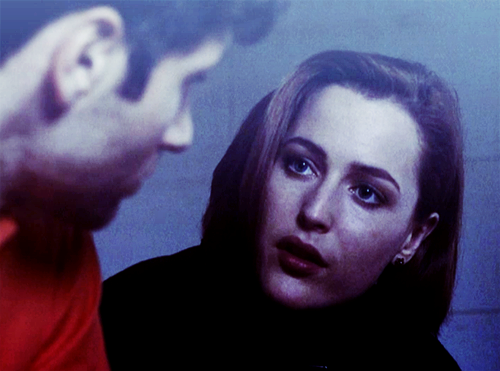 #xfiles #scully