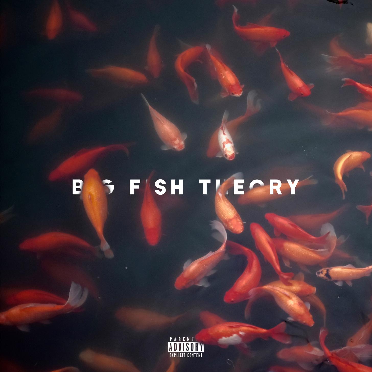 Vince Staples Big Fish Theory 2000x2000 Vince Staples Album Cover Design Album Design