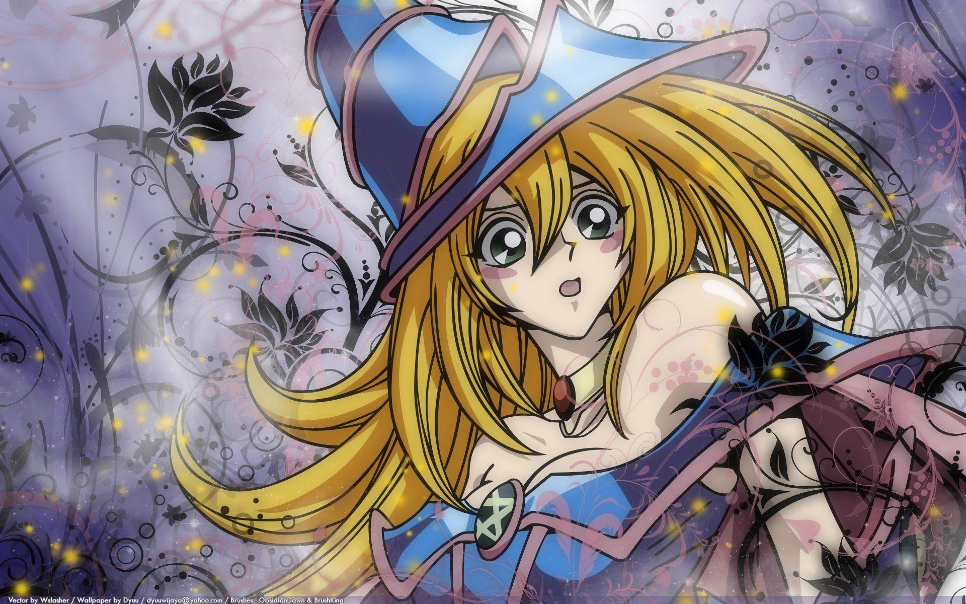 Hd Wallpaper Dark Magician Girl The Magicians Wallpaper Hd