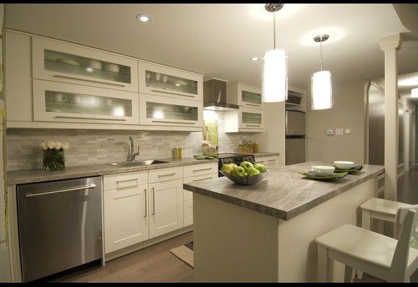 Canada | Home, Kitchen design, Apartment kitchen