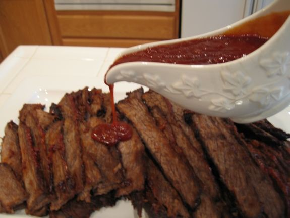 Another Tangy Brisket recipe posted on noblepig.com