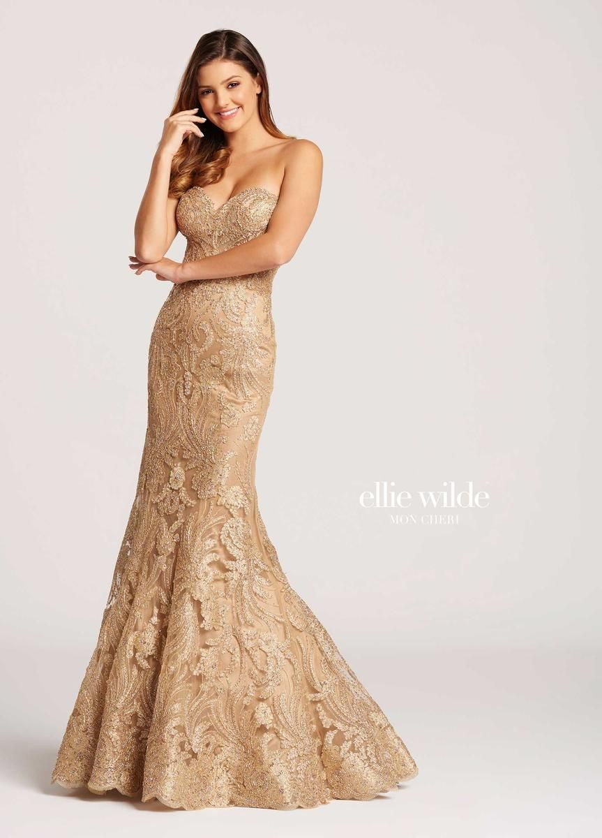 02cc700ea934 Ellie Wilde by Mon Cheri EW118065 Ellie Wilde by Mon Cheri Chic Boutique: Largest  Selection of Prom, Evening, Homecoming, Quinceanera, Cocktail dresses ...