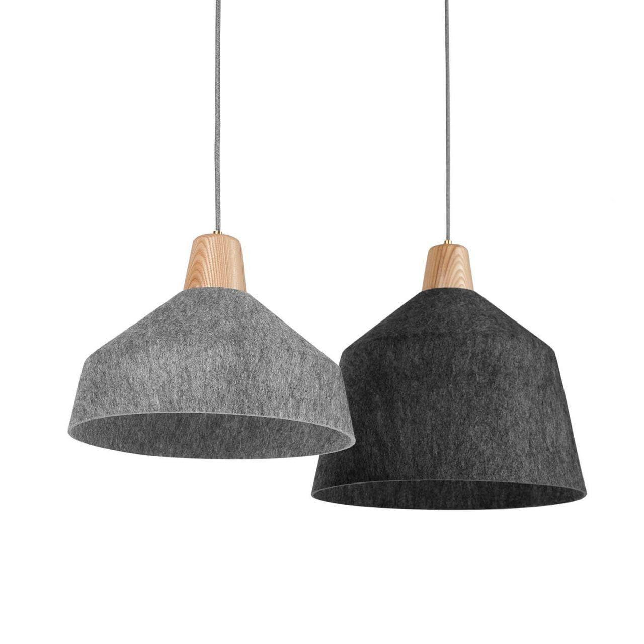 Acoustic Light Cap Light Objects Design Pendant Light