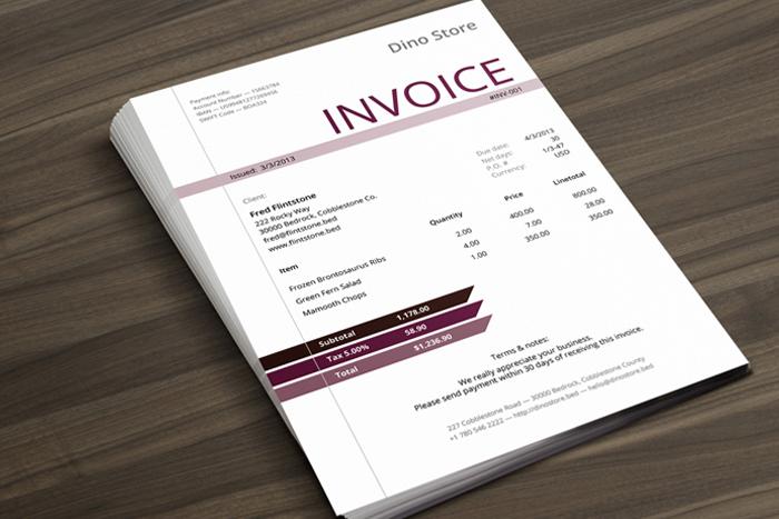 Https Www Dealfuel Com Wp Content Uploads 2015 07 17 Clean Invoice Template Png Invoice Template Invoice Design Bill Template