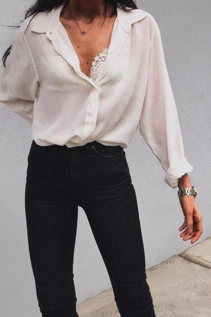 Simple Everyday Spring Shirts – M #fashionforwomeneveryday