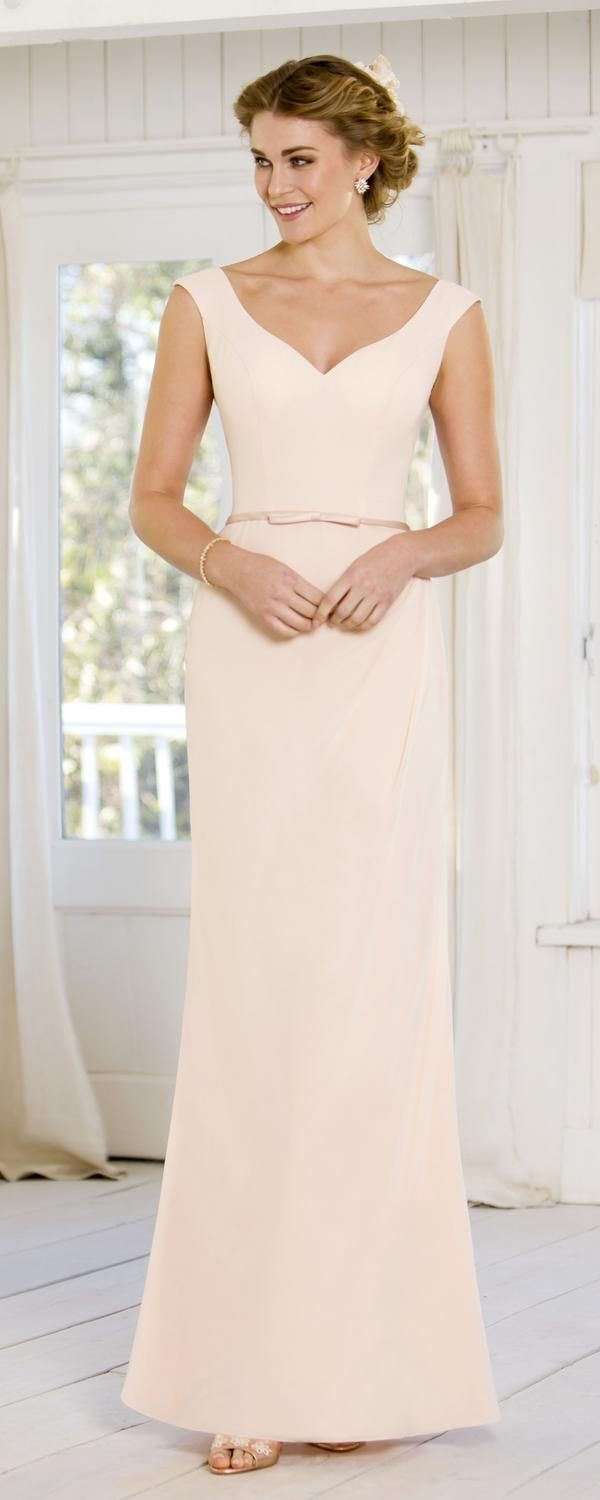 55 Lovely Bridesmaid Dresses From True Bride