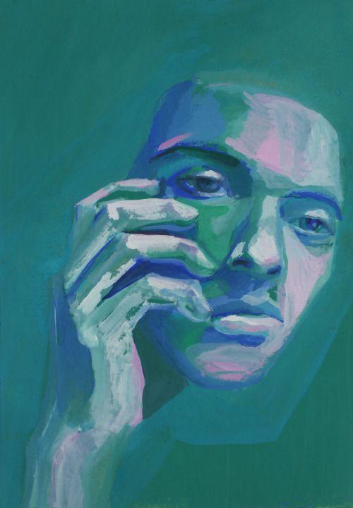 Guache sobre papel, 21 x 29,7cm, 2015