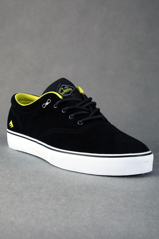 Emerica Shoes Reynolds Cruisers Black Lime Shoes Brands Emerica Emerica Mokashop Pl New Skateshop Online Offers Dc Shoes Nike Sb Turbokolor Pan Estilo