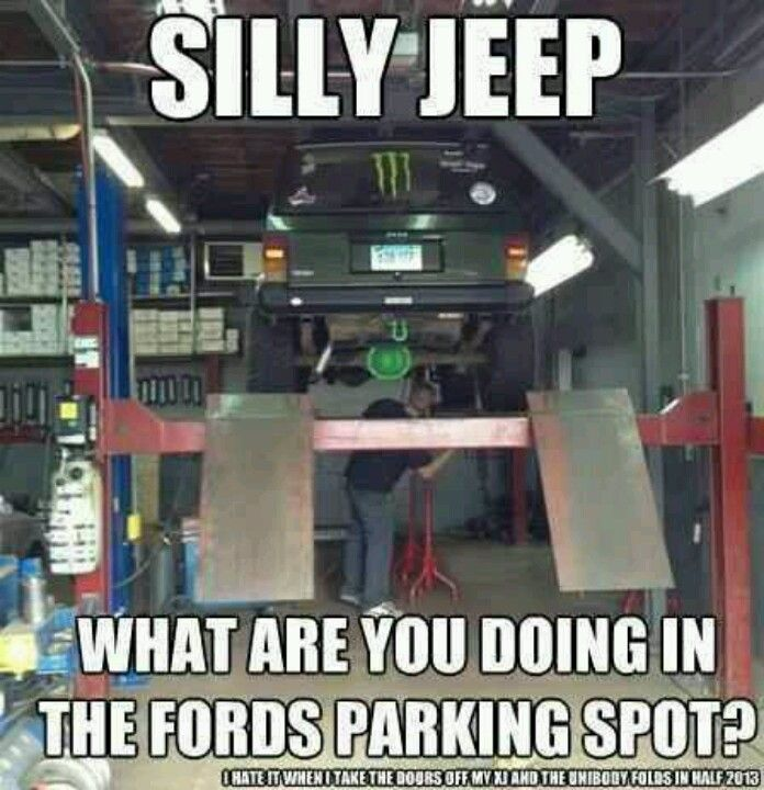 Pin By Kayla Messersmith On Have A Laugh Ford Jokes Ford Humor Chevy Jokes