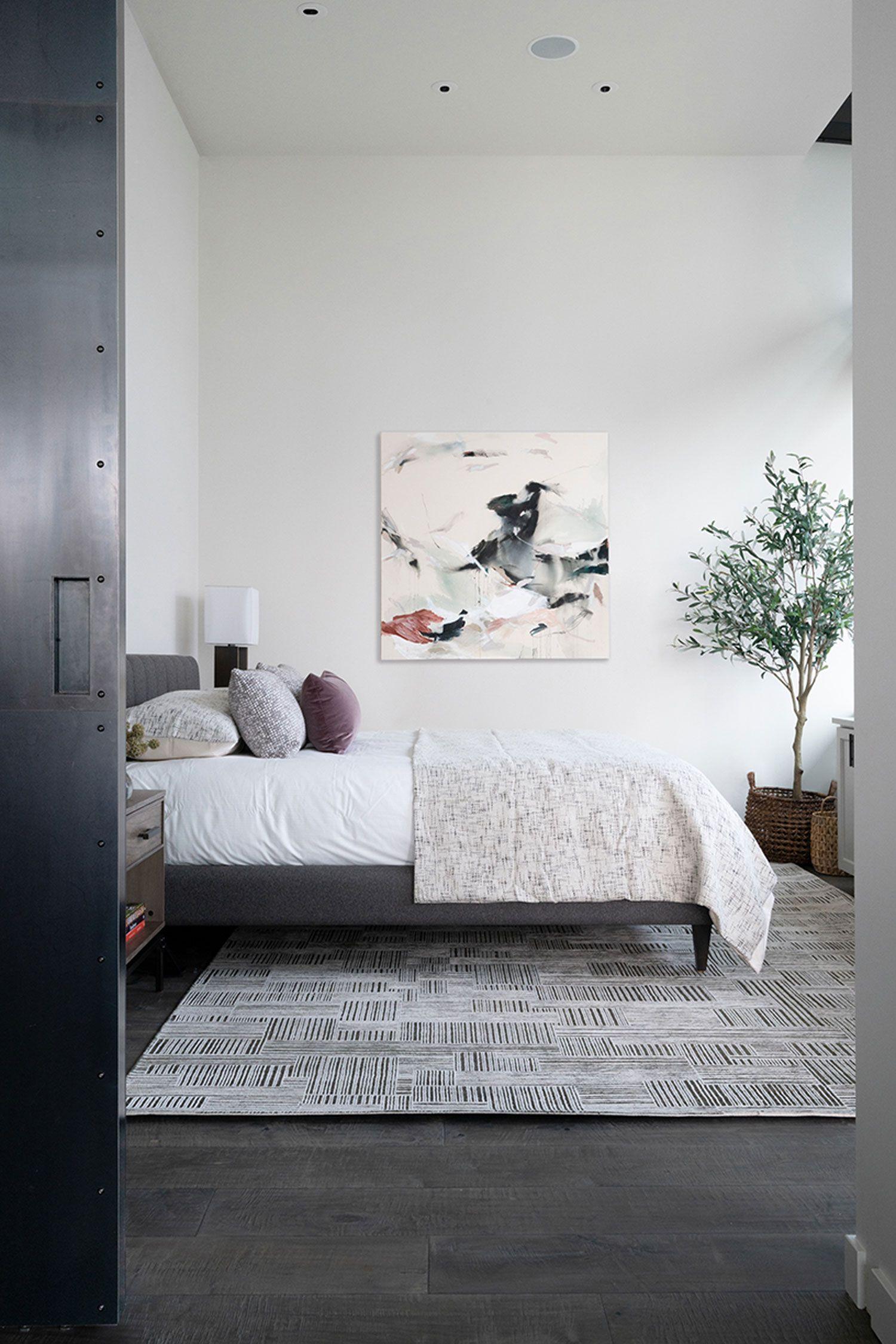 Urban Modern Loft Bedroom   Seattle, WA   Interior design ...