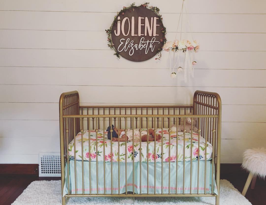 Handmade Nursery Decor For Babies Rooms