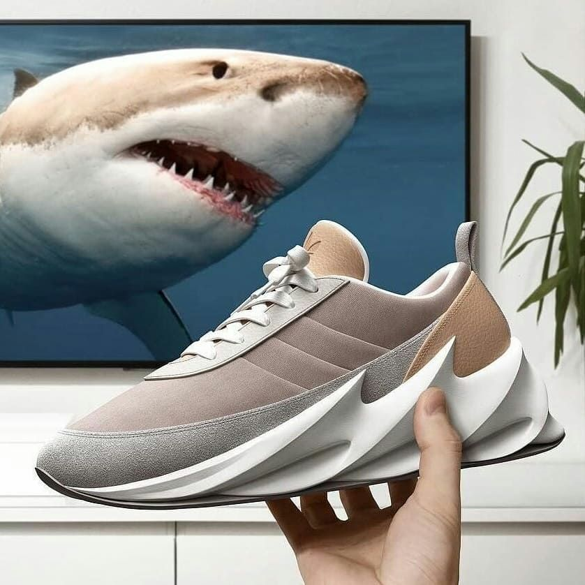 ADIDAS SHARK 🐬🔥 Price: N24000 only Size