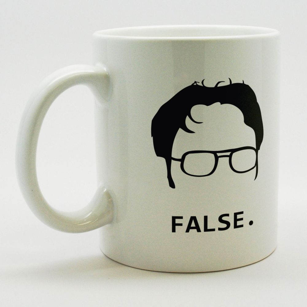 the office mug. The Office - Dwight Schrute \ The Office Mug G