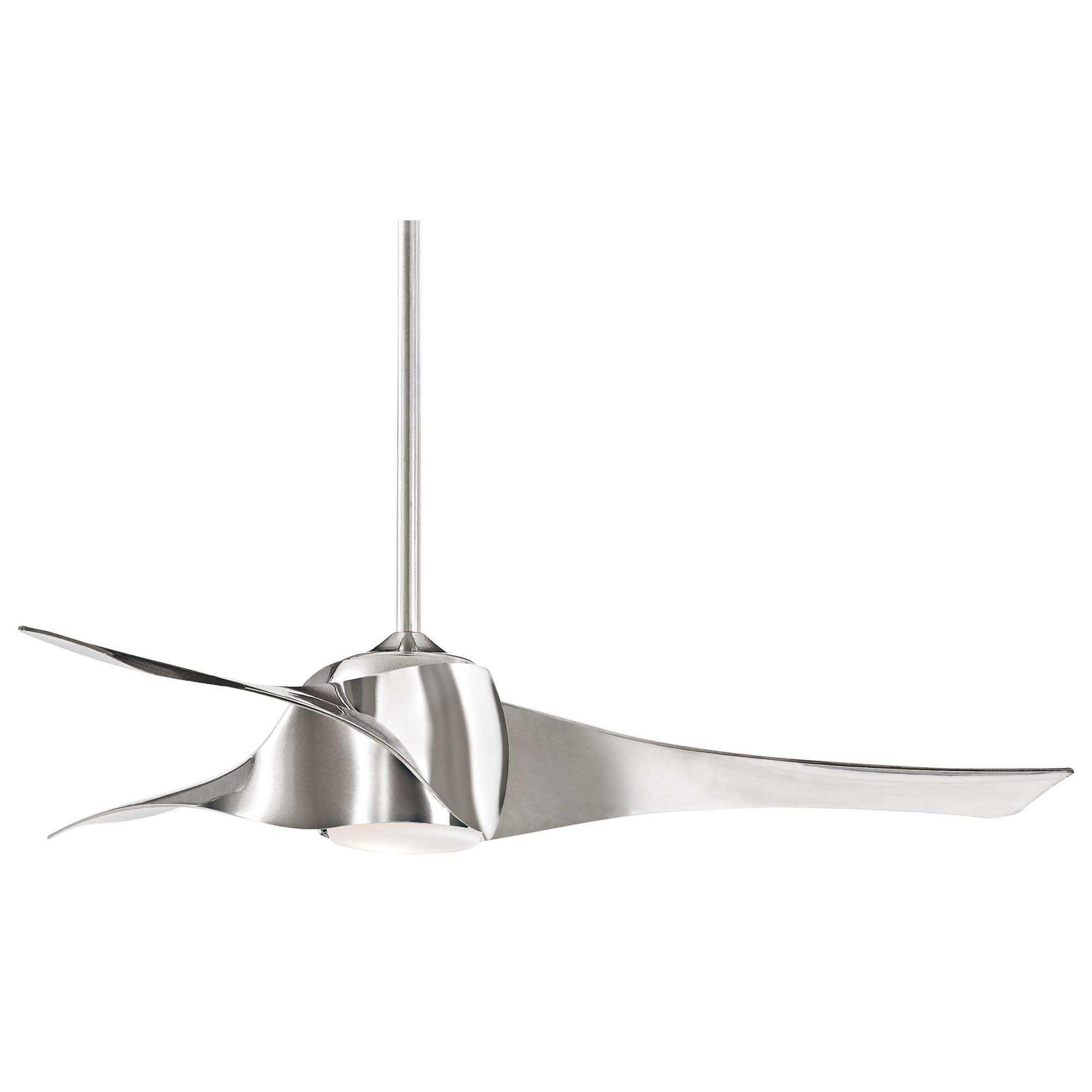 Minka Aire Artemis™ 58 Inch Ceiling Fan in Liquid Nickel
