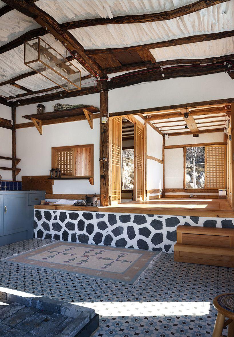 Traditional Interior Design: Studio_GAON Renovates Korean House To Transcend Time
