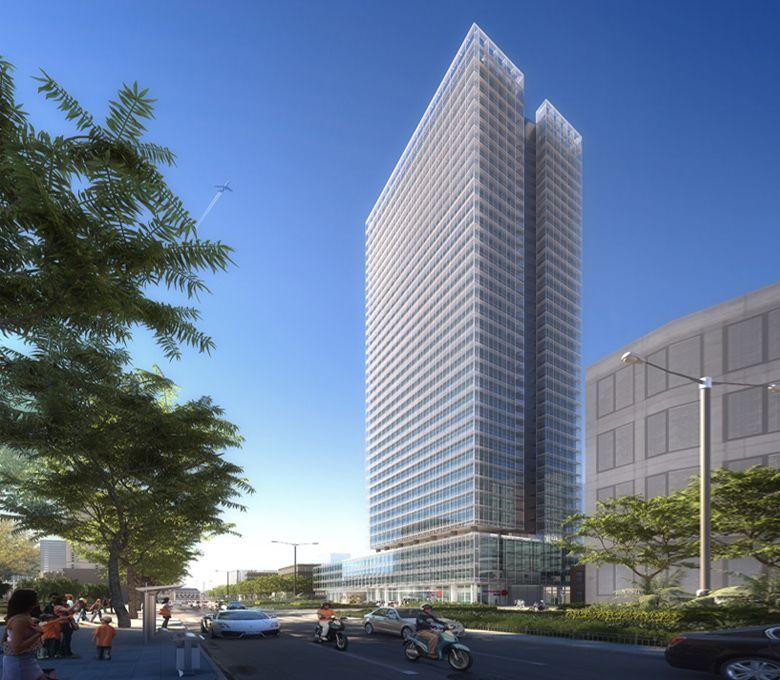 Viet Capital Center, District 1 - Viet Capital Real Estate