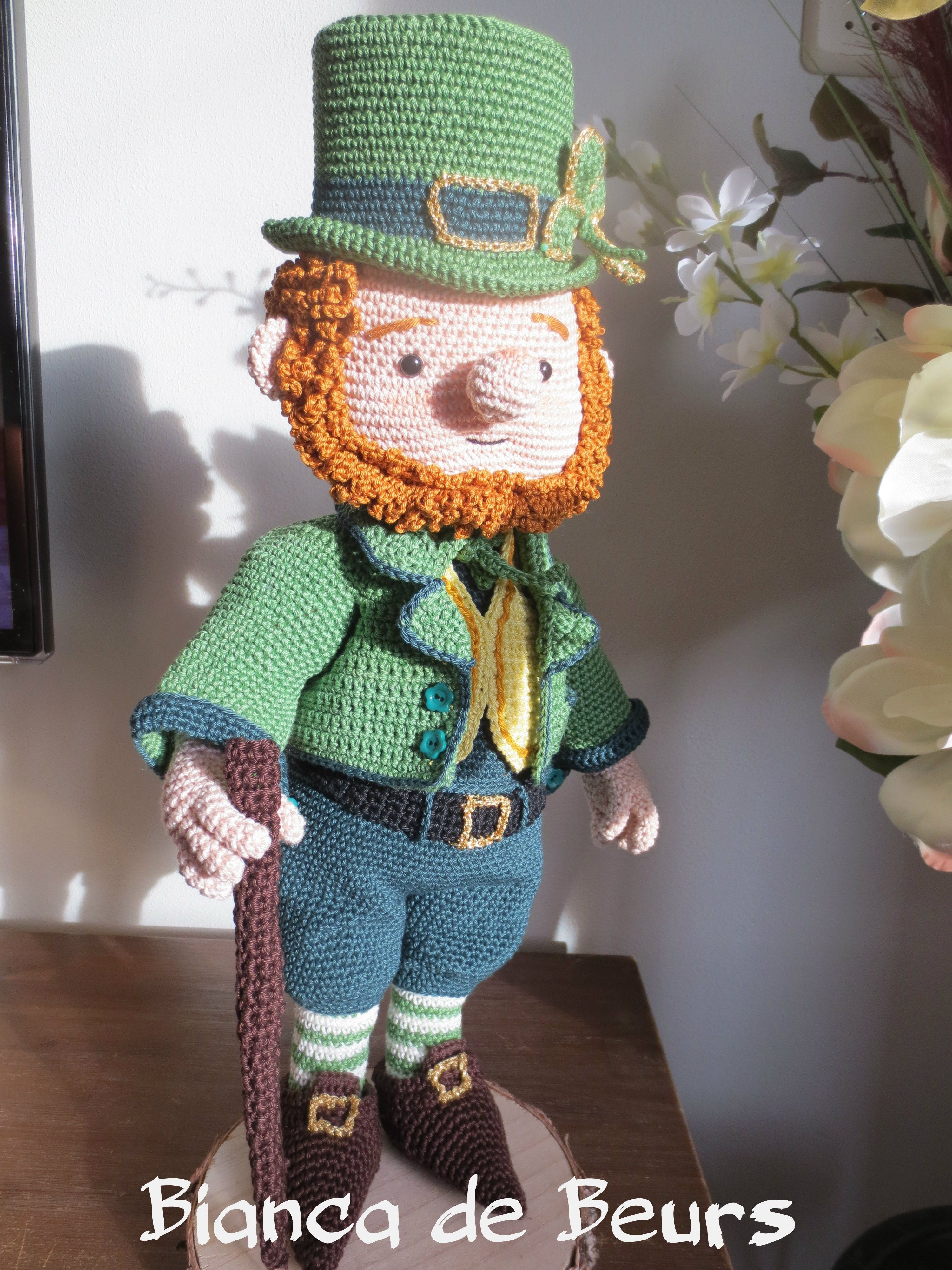 St Patrick's day Laprechaun