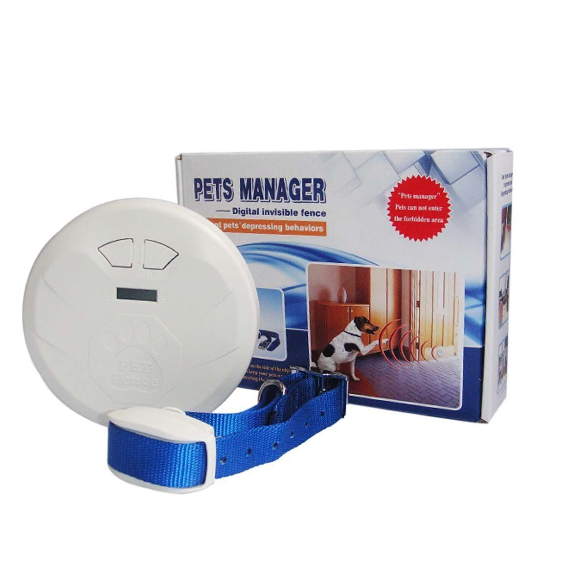 Dog Fences Indoor Digital Electronic Invisible Fence Wireless ...