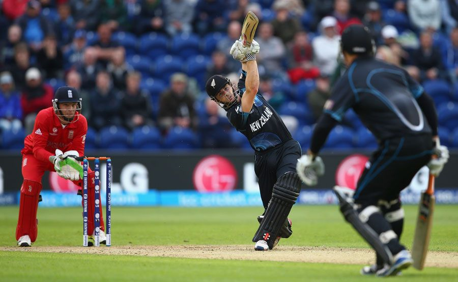 England Reaches Semi Final After Defeating New Zealand By