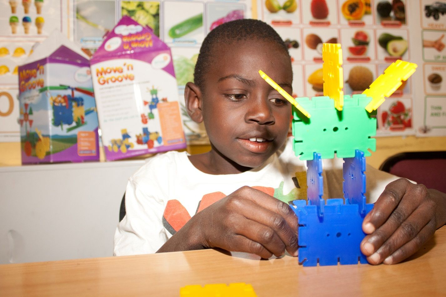 Pre-schools: Our pre-schools are well equipped with educational toys.  Over 1,000 children attend our pre-schools daily.